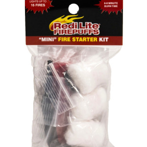 Redi Lite Firepuffs' Emergency Mini Fire Starter Kit